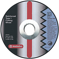 Metabo Type 1 Cutting Wheel