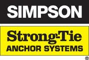 Simpson Strongtie Anchor Systems