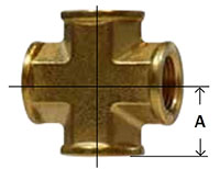 Forged Cross Diagram